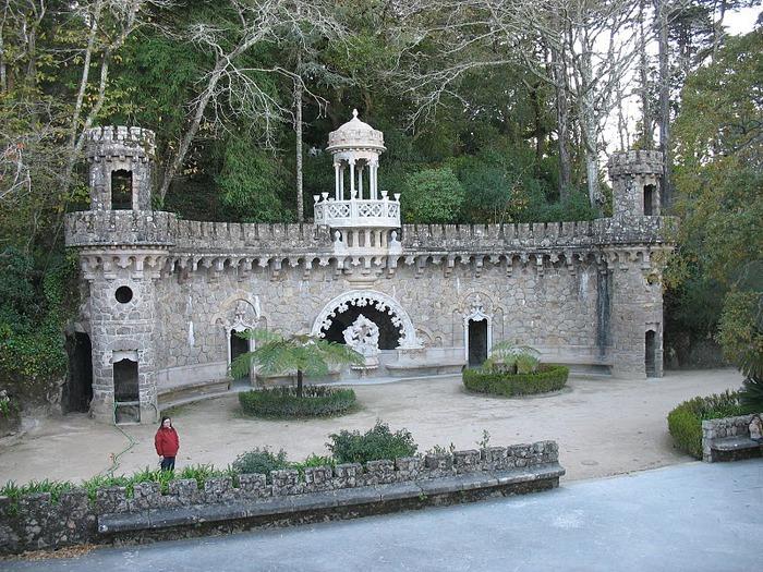 Дворец Кинта-да-Регалейра 57373