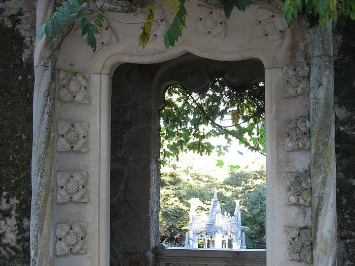 Дворец Кинта-да-Регалейра 41155