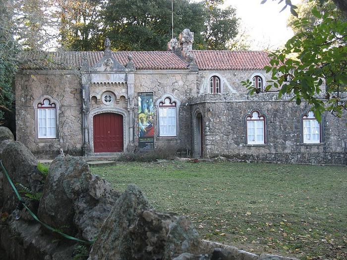 Дворец Кинта-да-Регалейра 30037