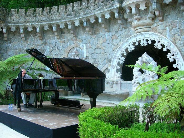 Дворец Кинта-да-Регалейра 54347