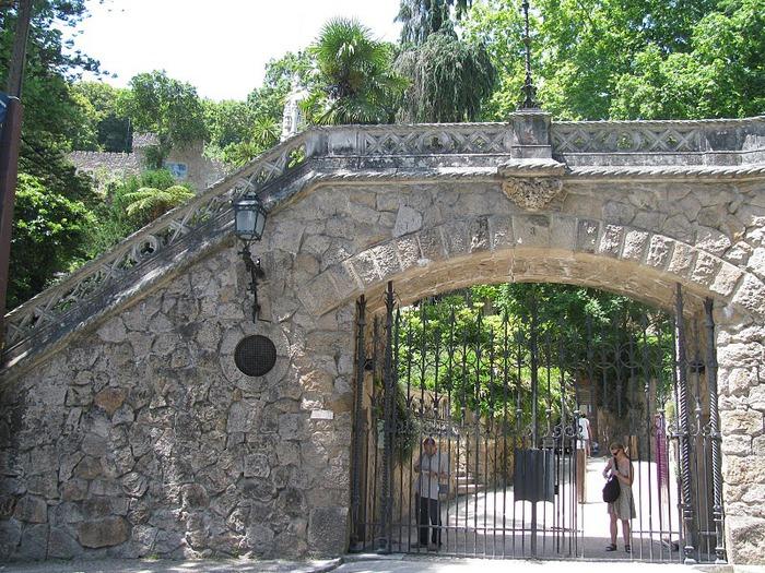 Дворец Кинта-да-Регалейра 34323