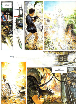Апокалипсис: око судьбы - Le regard de l'apocalypse, стр. 7