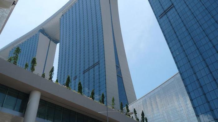 Чудо света самое дорогое казино мира-Marina Bay Sands 63227