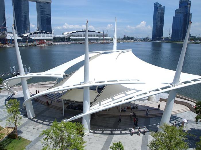 Чудо света самое дорогое казино мира-Marina Bay Sands 85615