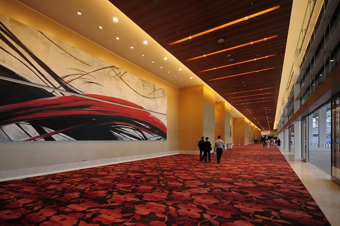 Чудо света самое дорогое казино мира-Marina Bay Sands 33710