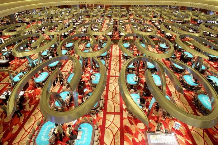 Чудо света самое дорогое казино мира-Marina Bay Sands 47419