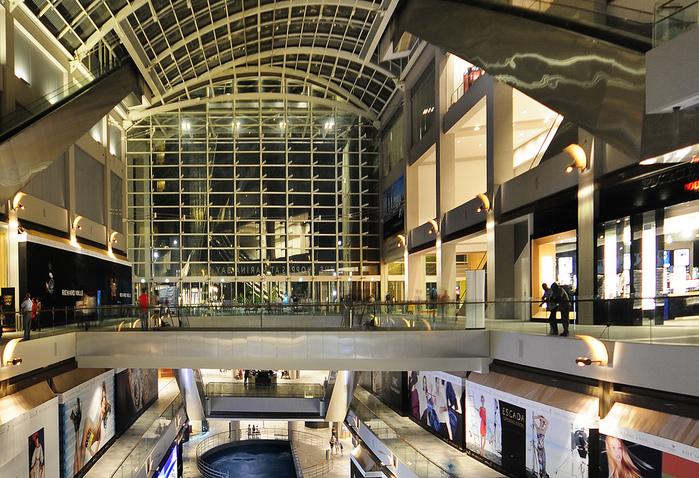 Чудо света самое дорогое казино мира-Marina Bay Sands 78318