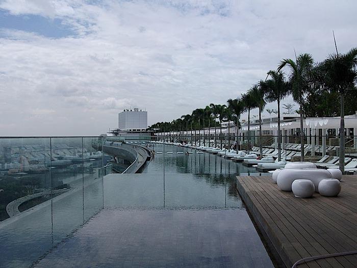 Чудо света самое дорогое казино мира-Marina Bay Sands 96362