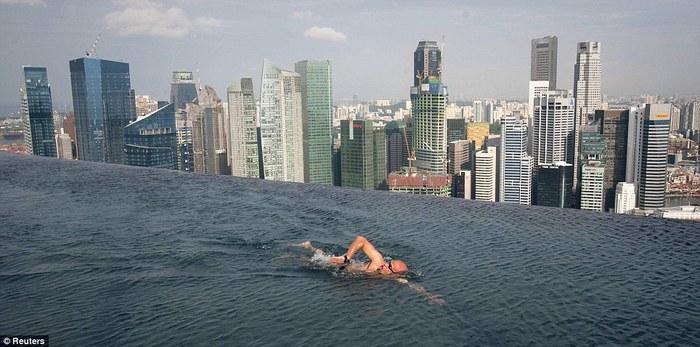 Чудо света самое дорогое казино мира-Marina Bay Sands 68790