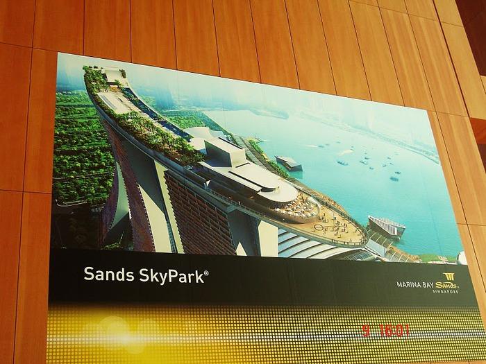 Чудо света самое дорогое казино мира-Marina Bay Sands 74259