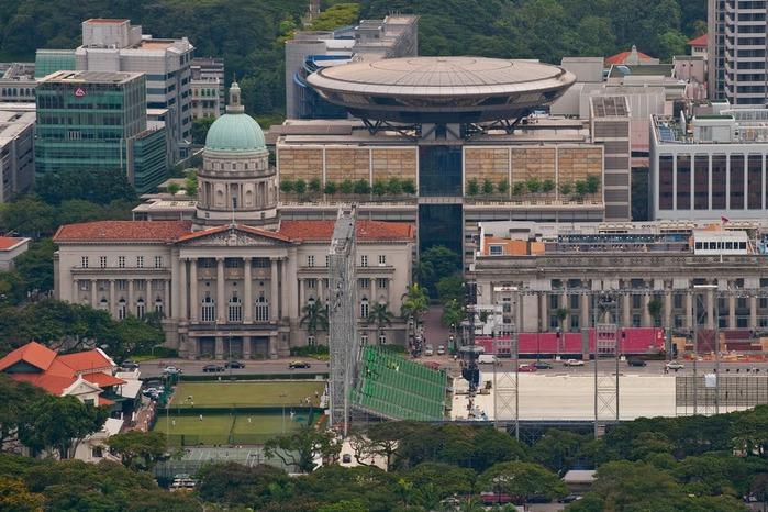 Чудо света самое дорогое казино мира-Marina Bay Sands 68730