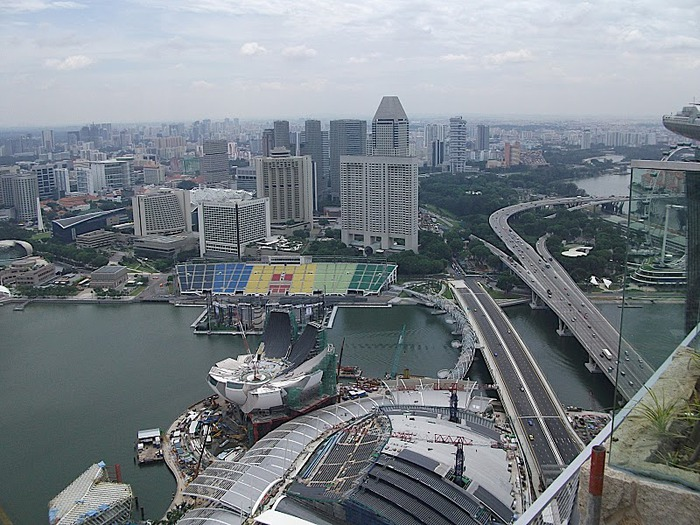 Чудо света самое дорогое казино мира-Marina Bay Sands 68507