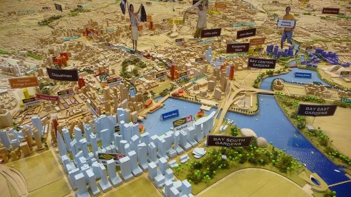 Чудо света самое дорогое казино мира-Marina Bay Sands 86014