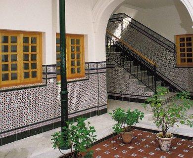 плитка в восточном стиле