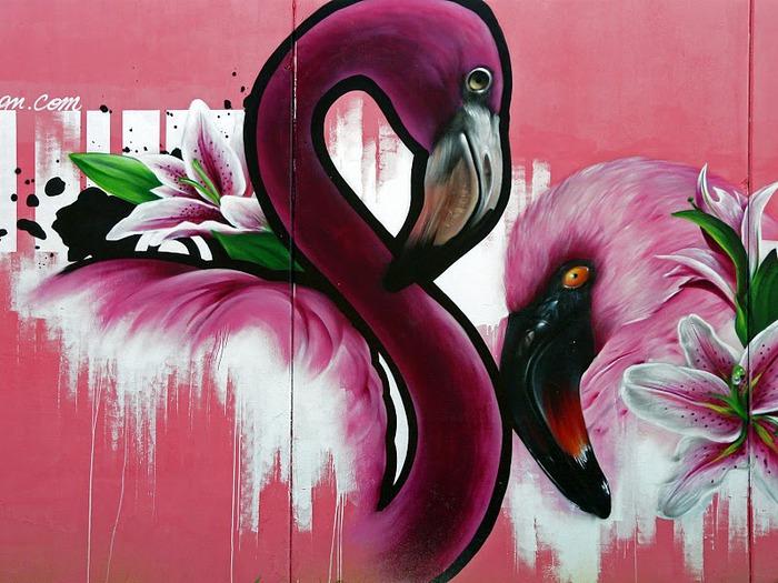 Стрит-арт (англ. Street art — уличное искусство) 89164