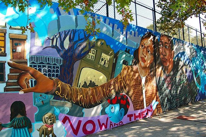 Стрит-арт (англ. Street art — уличное искусство) 58876