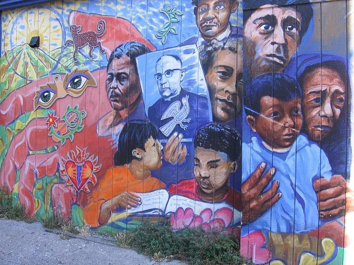 Стрит-арт (англ. Street art — уличное искусство) 73869