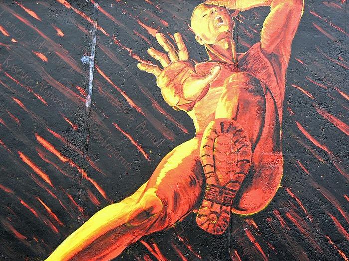 Стрит-арт (англ. Street art — уличное искусство) 90527