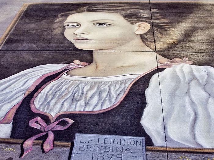Стрит-арт (англ. Street art — уличное искусство) 34605