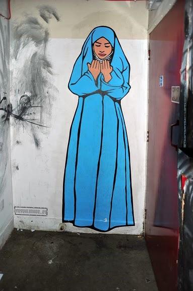 Стрит-арт (англ. Street art — уличное искусство) 56603