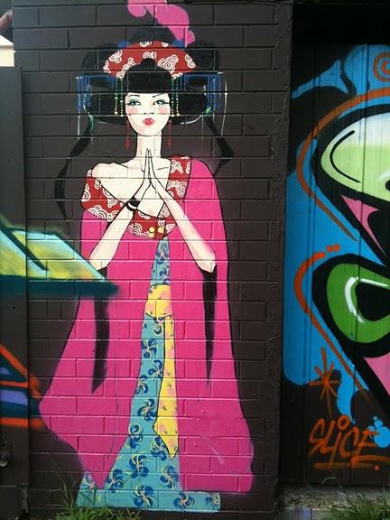 Стрит-арт (англ. Street art — уличное искусство) 50134