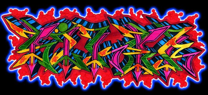 Стрит-арт (англ. Street art — уличное искусство) 76592
