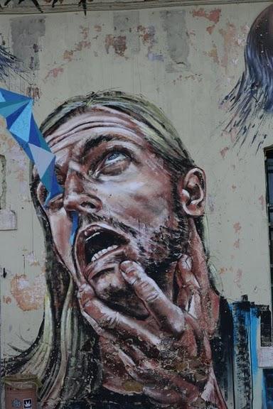 Стрит-арт (англ. Street art — уличное искусство) 41298