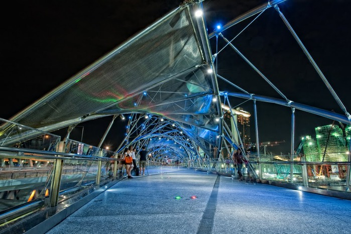 The Helix Bridge 68219