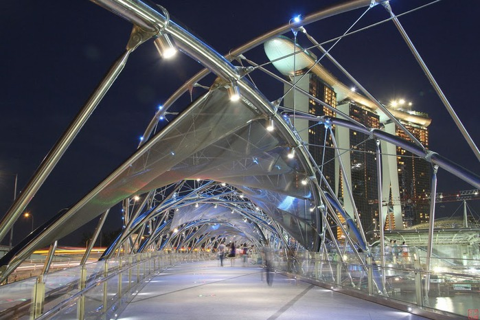 The Helix Bridge 28134
