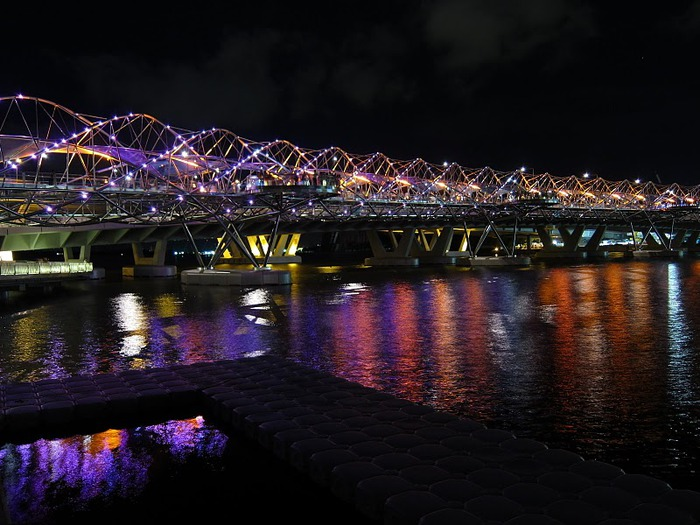 The Helix Bridge 39689
