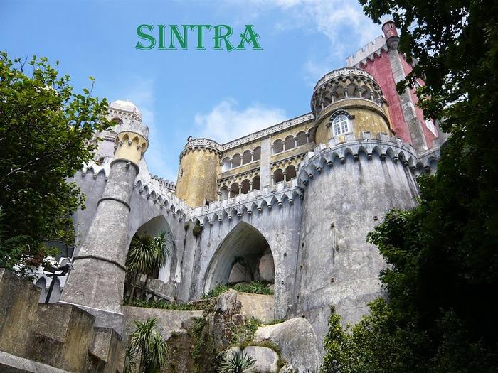 Замок Пена. Синтра, Португалия 55526