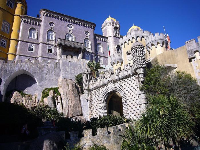 Замок Пена. Синтра, Португалия 28487