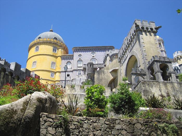Замок Пена. Синтра, Португалия 87963