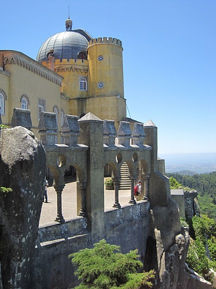 Замок Пена. Синтра, Португалия 49909