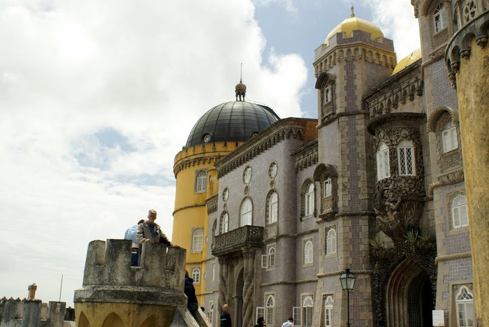 Замок Пена. Синтра, Португалия 84710