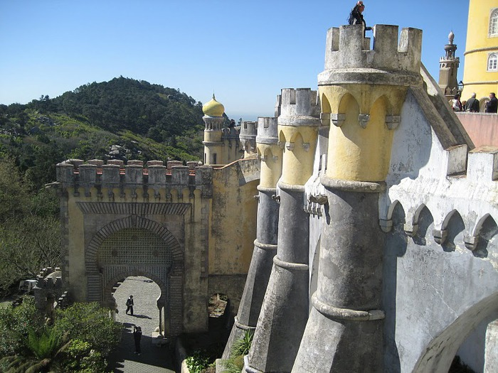 Замок Пена. Синтра, Португалия 77466