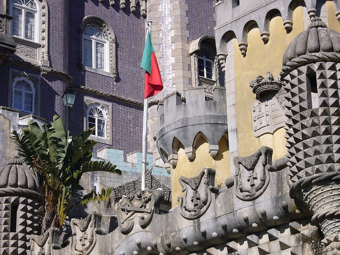Замок Пена. Синтра, Португалия 97986