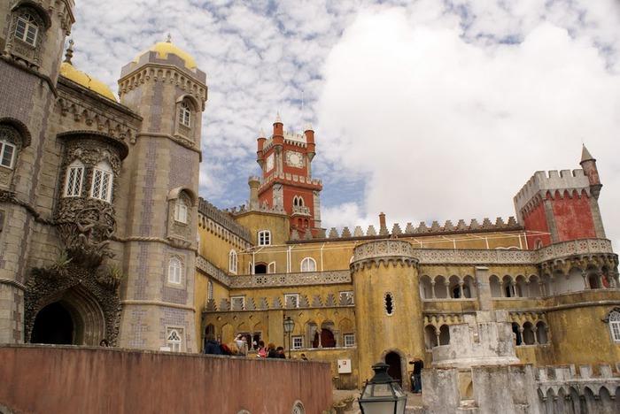 Замок Пена. Синтра, Португалия 76502