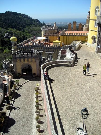 Замок Пена. Синтра, Португалия 52145