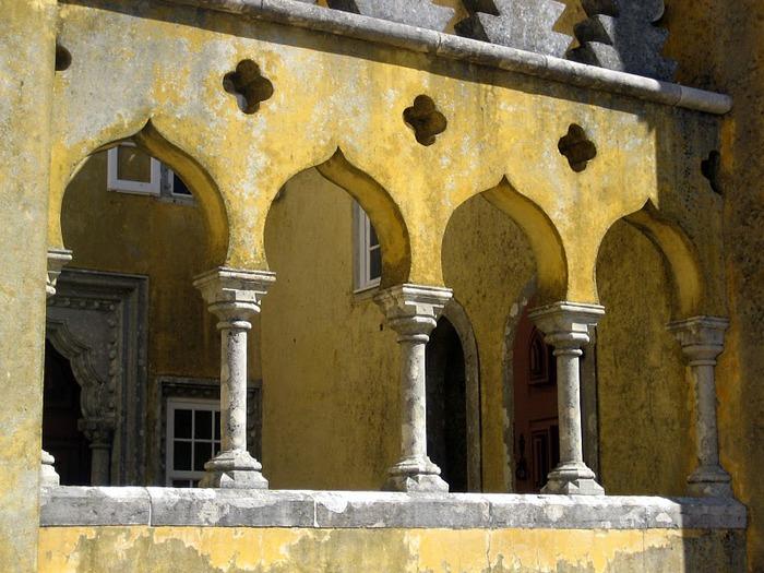 Замок Пена. Синтра, Португалия 52478