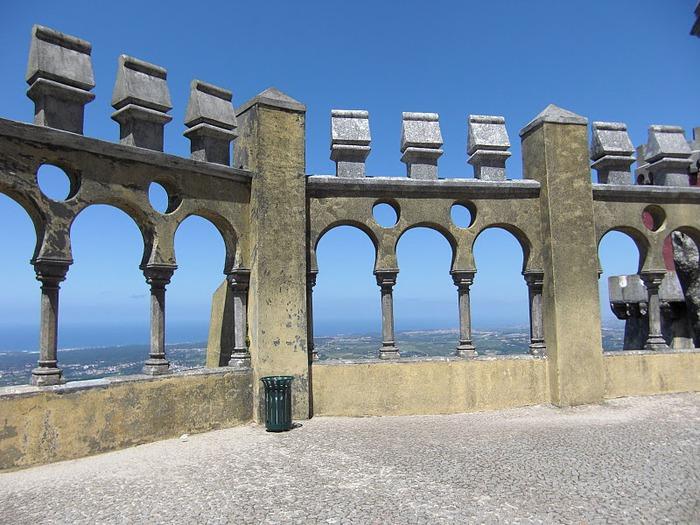 Замок Пена. Синтра, Португалия 88418
