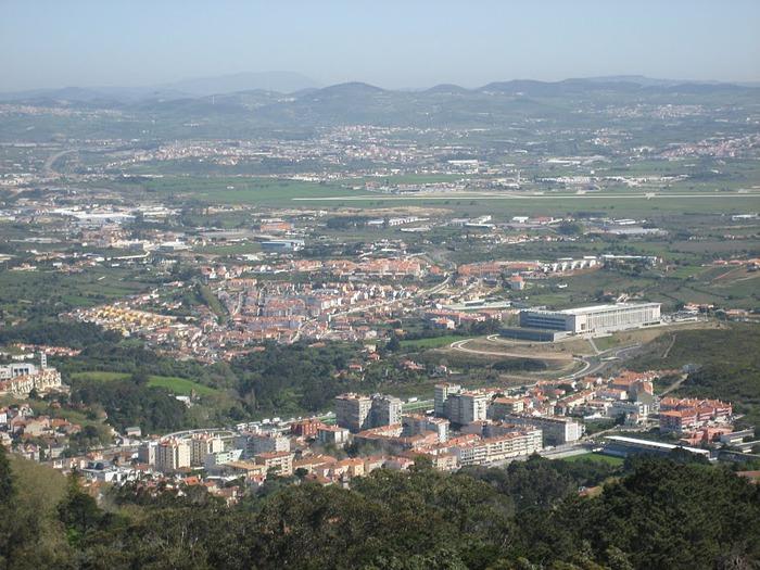 Замок Пена. Синтра, Португалия 22268