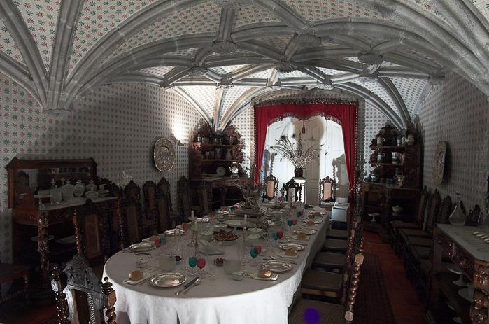 Замок Пена. Синтра, Португалия 45219