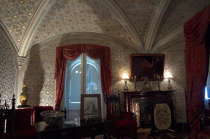 Замок Пена. Синтра, Португалия 79563