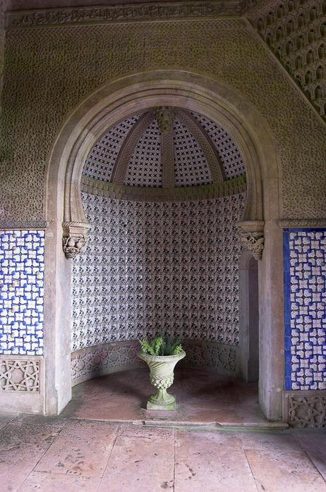 Замок Пена. Синтра, Португалия 54389