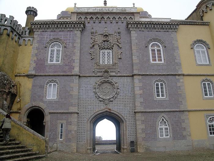 Замок Пена. Синтра, Португалия 23443