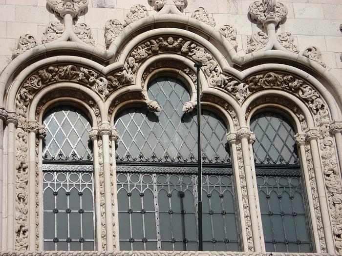 Монастырь Жеронимуш - жемчужина Португалии . 31023