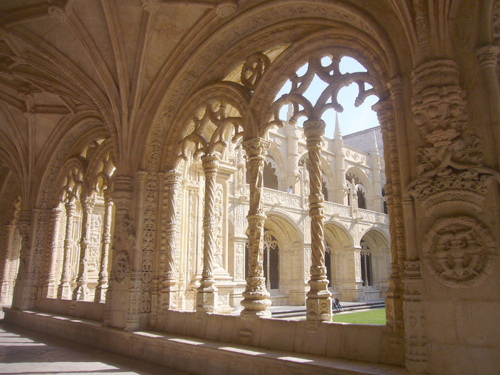 Монастырь Жеронимуш - жемчужина Португалии . 91917