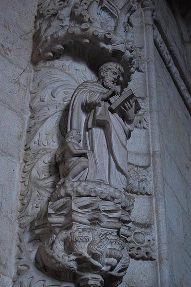 Монастырь Жеронимуш - жемчужина Португалии . 30289