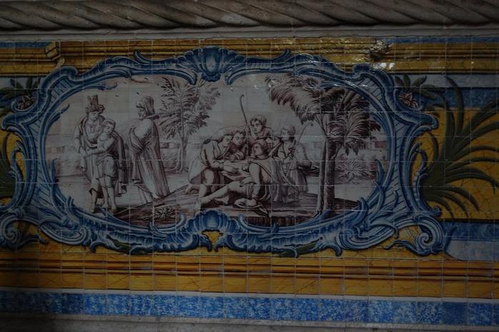 Монастырь Жеронимуш - жемчужина Португалии . 52411